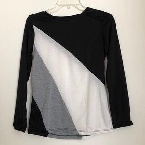 Tops - Neutral color long sleeve